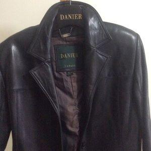 Danier Jackets & Coats - Leather Jacket